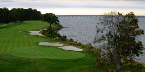 Hyatt Regency Chesapeake Bay Golf Resort, Spa and Marina Maryland golf packages