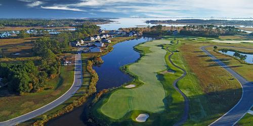 GlenRiddle Golf Club - War Admiral