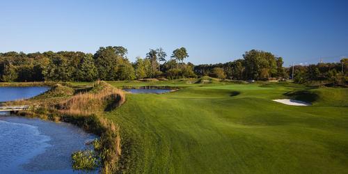 GlenRiddle Golf Club - Man O'War