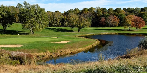 Turf Valley Resort Maryland golf packages
